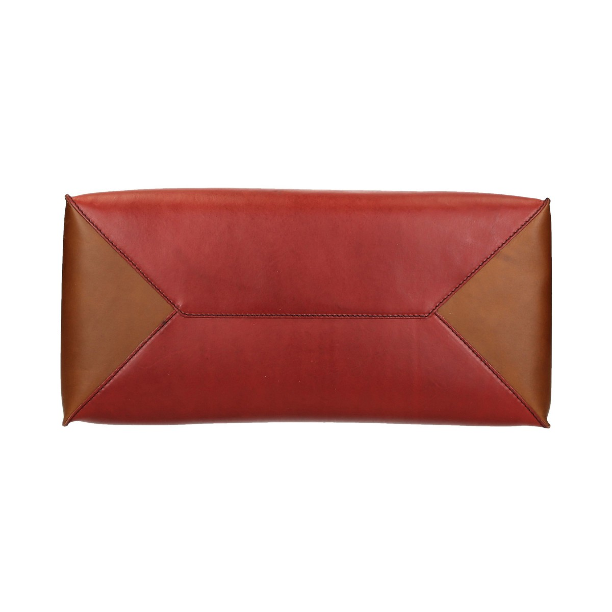 Two Tone Nylon Woman Bag For 10