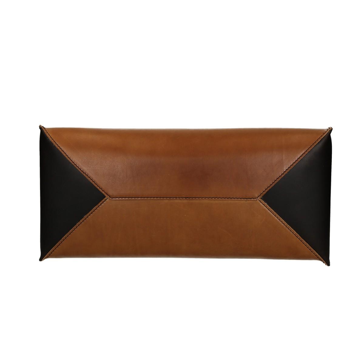 handtaschen damen leder zweifarbig handgemacht gianluca das leder handwerker. Black Bedroom Furniture Sets. Home Design Ideas