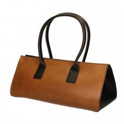 Italian leather handbag for women Handmade in Italy