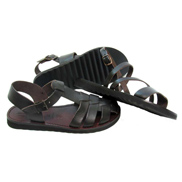 british brown sandals